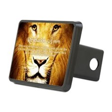 Lion of Judah3 Hitch Cover