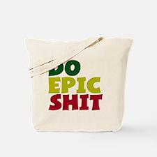2000x2000doepicshitrastaflagclear Tote Bag