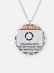 Methodist_Notice_Argue_RK201 Necklace