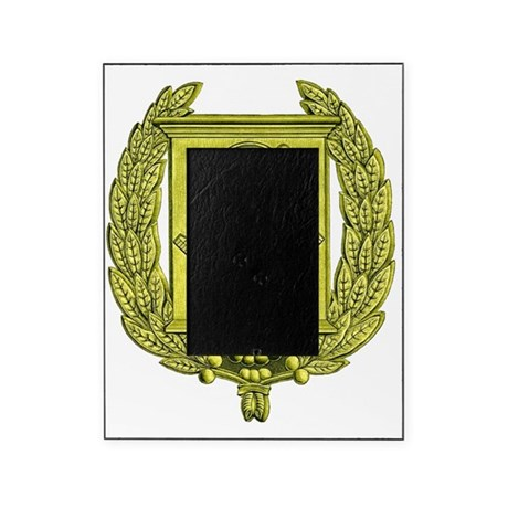 Masonic Gold Emblem Picture Frame
