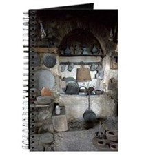 Greece, Meteora. Kitchen of Grand Meteora  Journal