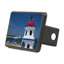 Miniature Fishing Harbor C Hitch Cover