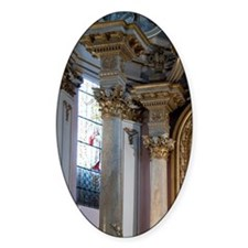Hungary, Kalocsa. Historic baroque  Decal