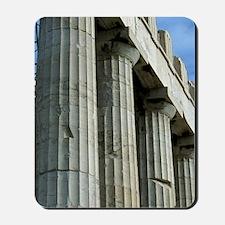 Greece, Athens, Acropolis. Parthenon Mousepad