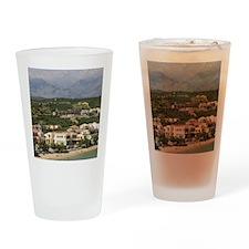 Almyrida: Kalyvia Bay Resort Town B Drinking Glass
