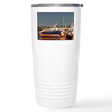 Reflections of Tugboats Travel Mug
