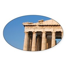 Parthenon, built between 447-438 BC Decal