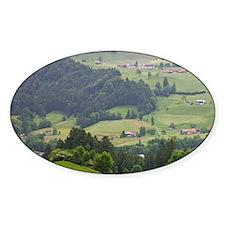 Schreckenmanklitz. Alpine scenery A Decal