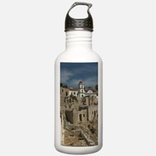 Tilos: the lonely aban Sports Water Bottle