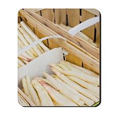 Spring white asparagus for saleain. Zeil Mousepad