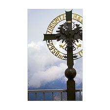 Highest peak in Germanych, Pat Decal