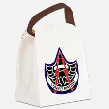 224 Aviation Bn Canvas Lunch Bag