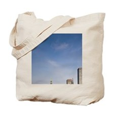 Hamburg. Office Buildings by Zollkanalfic Tote Bag