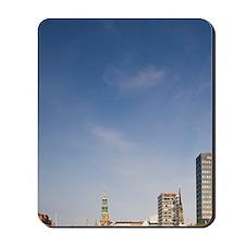 Hamburg. Office Buildings by Zollkanalfi Mousepad