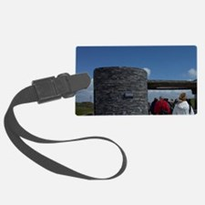 The Main entrance to the Cliffs  Luggage Tag