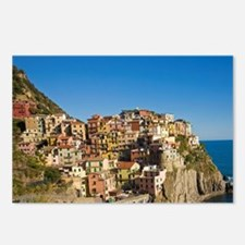Hillside Town of Manrola  Postcards (Package of 8)