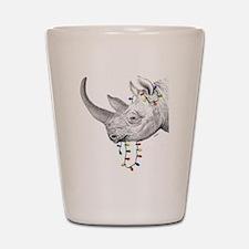 rhinolights Shot Glass
