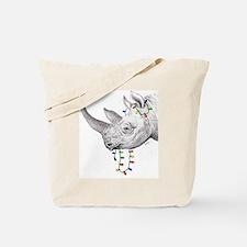 rhinolights Tote Bag