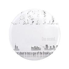 "Castle_BrooklynBridge_dark 3.5"" Button"