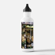A store window display Water Bottle