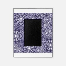 Blue Lace Picture Frame
