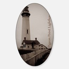 pigeon point-txt Decal