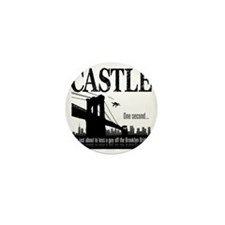 Castle_BrooklynBridge_lite Mini Button