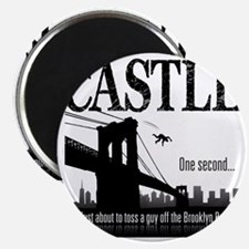 Castle_BrooklynBridge_lite Magnet
