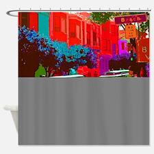 Unique San francisco city Shower Curtain