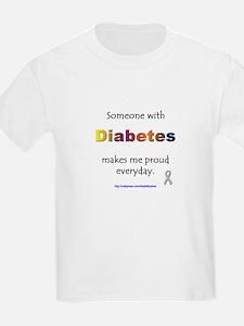 Diabetes Pride Kids T-Shirt
