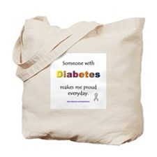 Diabetes Pride Tote Bag