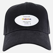 Diabetes Pride Baseball Hat