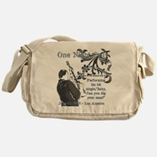 Larry Messenger Bag