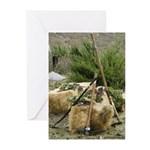 Garden Tools Greeting Cards (6)