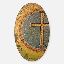 Ravenna. Mosaic depicting St. Apoll Decal