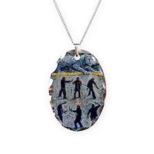 tigerlacy Necklace Oval Charm