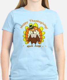 Candy Corn Turkey 3D T-Shirt