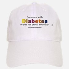 Diabetes Pride Baseball Baseball Cap