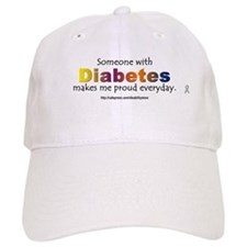 Diabetes Pride Baseball Cap