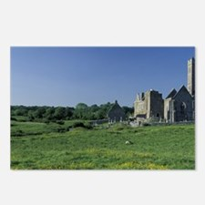 Ireland, County Clare, Qu Postcards (Package of 8)