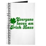 Everyone loves an Irish Lass Journal