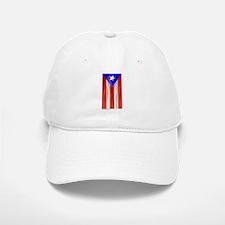 Bandera de Puerto Rico Baseball Baseball Cap