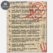 zombie-fact-sheet Puzzle