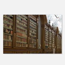 Biblioteca (Library) Pala Postcards (Package of 8)