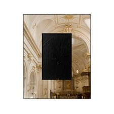 Italy, Positano. Church interior. Picture Frame