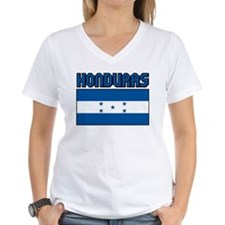 Honduras Flag Shirt