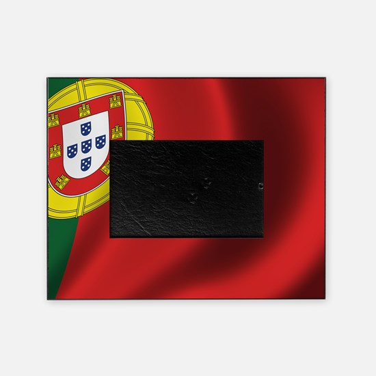 portugal_flag Picture Frame