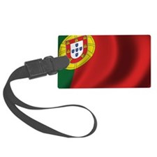 portugal_flag Luggage Tag