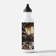 Central Market Hall, V Water Bottle