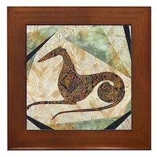 Tribal Square Framed Tile